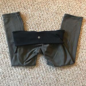 GUC lululemon crop leggings